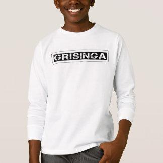 T-shirt Chemise   de douille d'enfants de Grisinga  