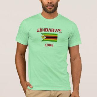 T-shirt Chemise de drapeau du Zimbabwe