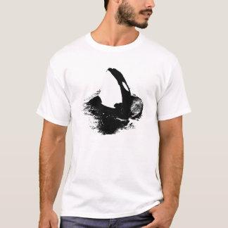 """T-shirt Chemise de """"épaulard"""" d'orque"""