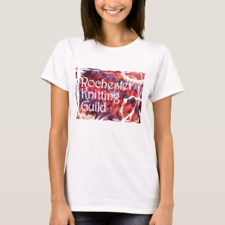 T-shirt Chemise de flocon de neige de RKG