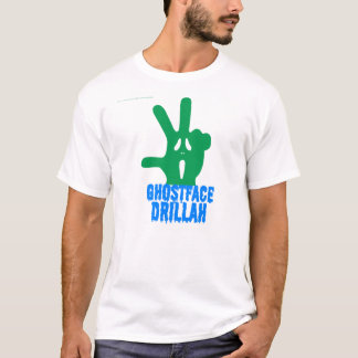 T-shirt Chemise de Ghostface Drillah
