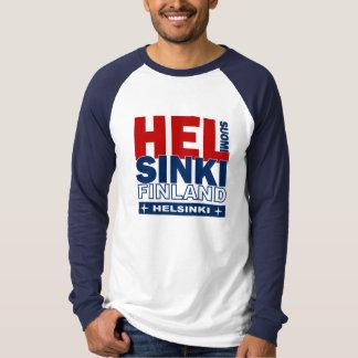 T-shirt Chemise de Helsinki - choisissez le style et la