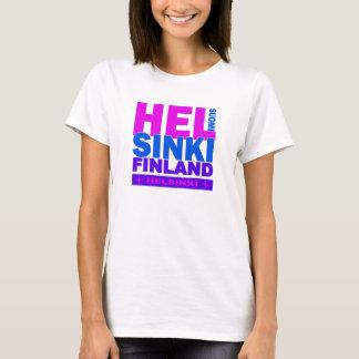 T-shirt Chemise de Helsinki Finlande - choisissez le style