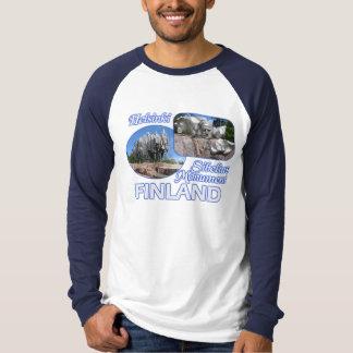 T-shirt Chemise de Helsinki, longue douille