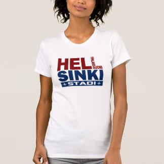 T-shirt Chemise de Helsinki Stadi - choisissez le style et