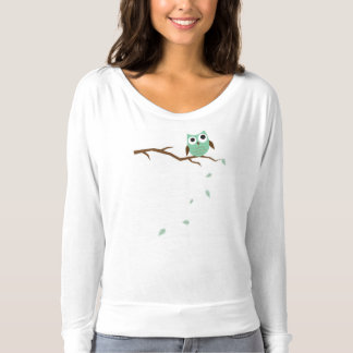 T-shirt Chemise de hibou