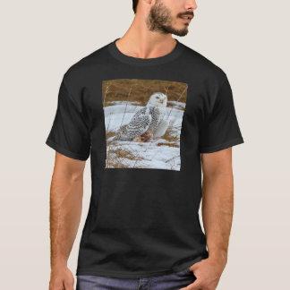 T-shirt Chemise de hibou de Snowy White