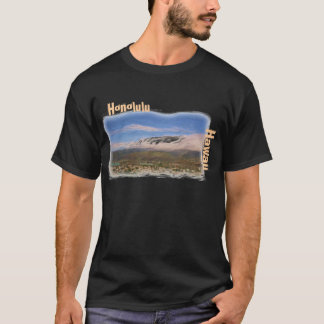 T-shirt Chemise de Honolulu Hawaï