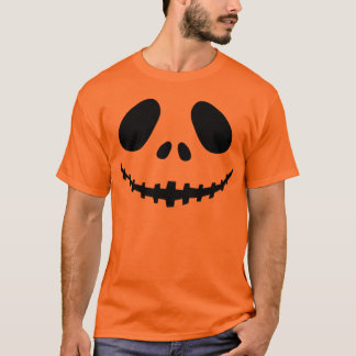 T-shirt Chemise de Jack-o'-lantern
