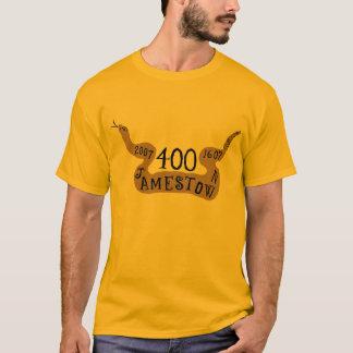 T-shirt Chemise de Jamestown Rattlenake