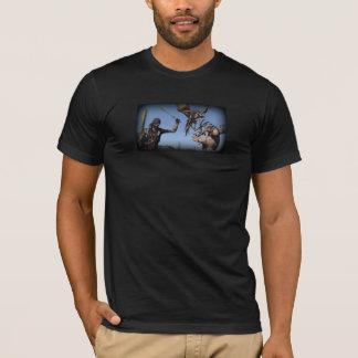 T-shirt Chemise de jeu d'allumage
