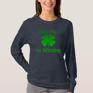 T-shirt Chemise de jour de Charlie Sheen St Patrick de