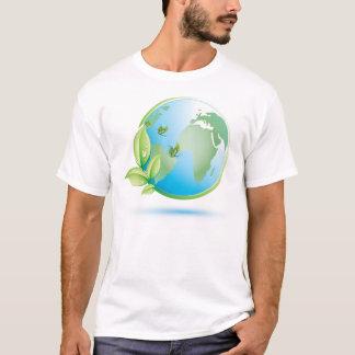 T-shirt Chemise de jour de la terre d'Eco