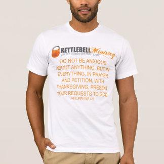 T-shirt Chemise de KBM - ORANGE