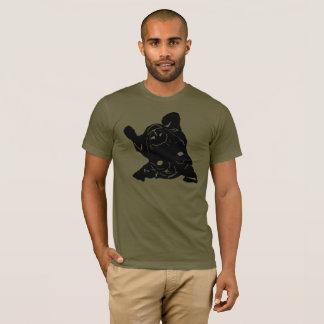T-shirt Chemise de kilolitre de laboratoire