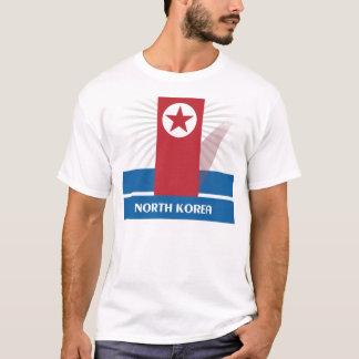 T-shirt Chemise de la Corée du Nord