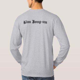 T-shirt Chemise de la Corée du Nord.