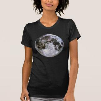 T-shirt Chemise de la pleine lune des femmes