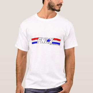 T-shirt Chemise de la régression FNLX Top Gun