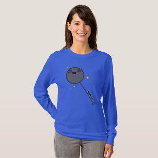 T-shirt Chemise de lanceur de marteau de Kawaii