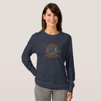 T-shirt Chemise de lanceur mise par tir de Kawaii