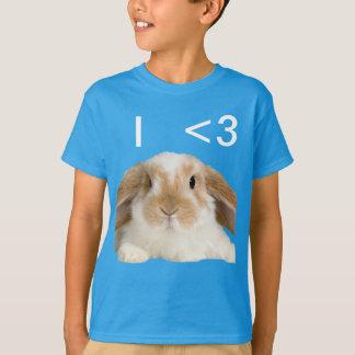 T-shirt Chemise de lapin de ComputerPlayz