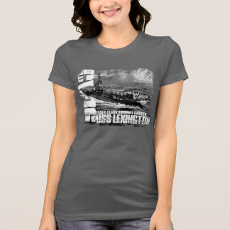 T-shirt Chemise de Lexington de porte-avions