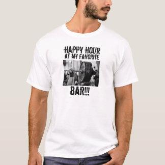 T-shirt Chemise de l'heure heureuse 1