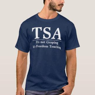 T-shirt Chemise de liberté de TSA
