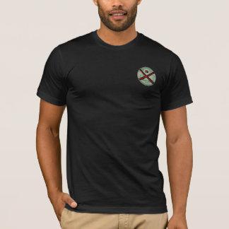 T-shirt chemise de l'illuminati k.i.a