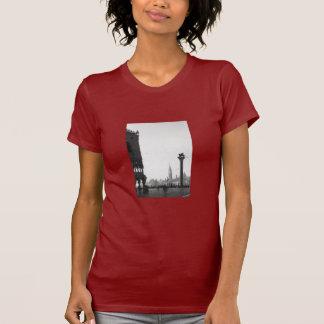 T-shirt Chemise de lion à ailes par carré de Venise Italie