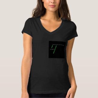 T-shirt Chemise de logo de Detroit d'ambassade d'art de