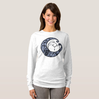 T-shirt Chemise de lune de païen ou de déesse de Wiccan