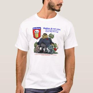 T-shirt Chemise de lutins d'Evilbrau