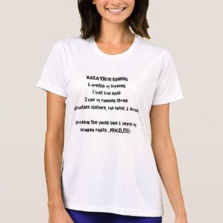 T-shirt Chemise de marathon