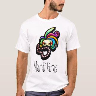 T-shirt Chemise de mardi gras