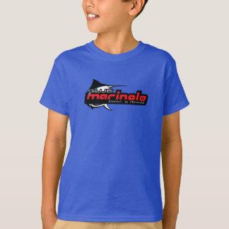 T-shirt Chemise de Marinole de club
