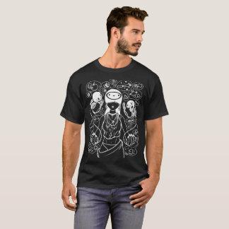 T-shirt chemise de med de solides solubles