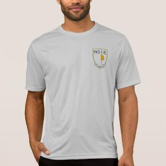 T-shirt Chemise de membre de WSTR - logo de couleur