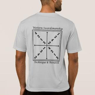 T-shirt Chemise de membre de WSTR - représentation