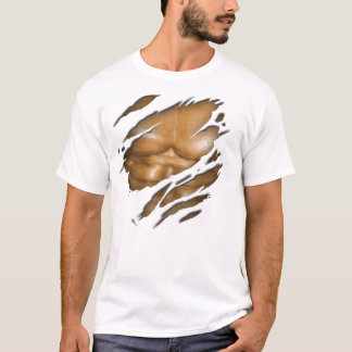 T-shirt Chemise de muscle