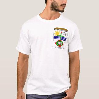 T-shirt Chemise de muscle colorée par GRFACC