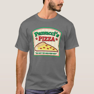 T-shirt Chemise de New York Pizzaria de Panucci