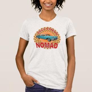 T-shirt Chemise de nomade de Chevy des femmes