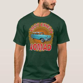 T-shirt Chemise de nomade de Chevy des hommes