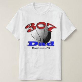 T-shirt Chemise de papa du basket-ball 307