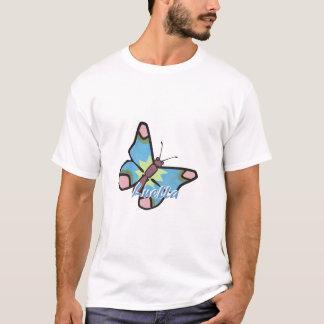 T-shirt Chemise de papillon