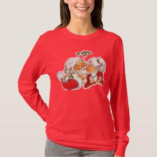 T-shirt chemise de père Noël