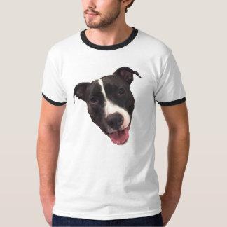 T-shirt Chemise de pitbull