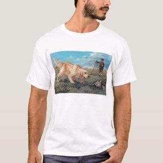 T-shirt Chemise de poseur anglais